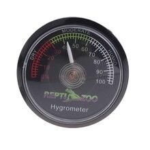 Reptile Hygrometer Digital Temperature Humidity Breeding Box Vivarium Supplies
