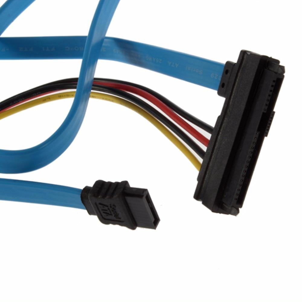 hight resolution of drop shipping connector adapter 7 pin sata serial ata to sas 29 pin 4 pin cable male in computer cables connectors from computer office on
