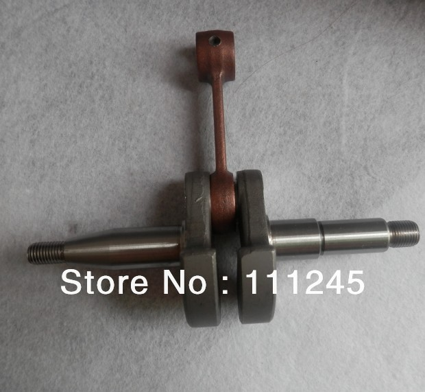 CRANKSHAFT ASSEMBLY FITS HUS. CHAINSAW 340 345 346 350 353 FREE SHIPPING NEW CHEAP CRANK SHAFT REPL OEM P/N 503 85 80-71