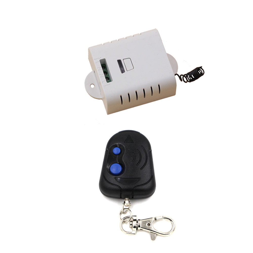 AC85V-250V Wireless Remote Control Switch Relay Receiver Remote ON/OFF Plug for LED Lamp Light 315Mhz/433Mhz 220v ac 10a relay receiver transmitter light lamp led remote control switch power wireless on off key switch lock unlock 315433