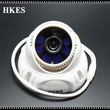 HKES HD AHD Camera 1080P Security Camera Indoor IR Night vision Video Cam 2MP
