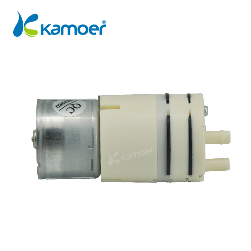 Kamoer 12V/24V Vacuum Pump (Mini Vacuum Pump, Small Air Pump, 12V DC Air Pump, Brushless Motor, Controllable, High Quality) kamoer kvp8 24v mini vacuum pump brushless micro diaphragm pump electric air pump with high nagative pressure vacuum degree