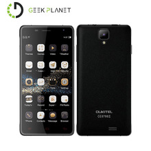 "Acciones de la UE Original OUKITEL K4000 Pro MTK6735P 1.0 GHz Quad Core de 5.0 ""HD de Pantalla Android 5.1 2 GB/16 GB ROM 13.0MP 4G LTE Smartphone"