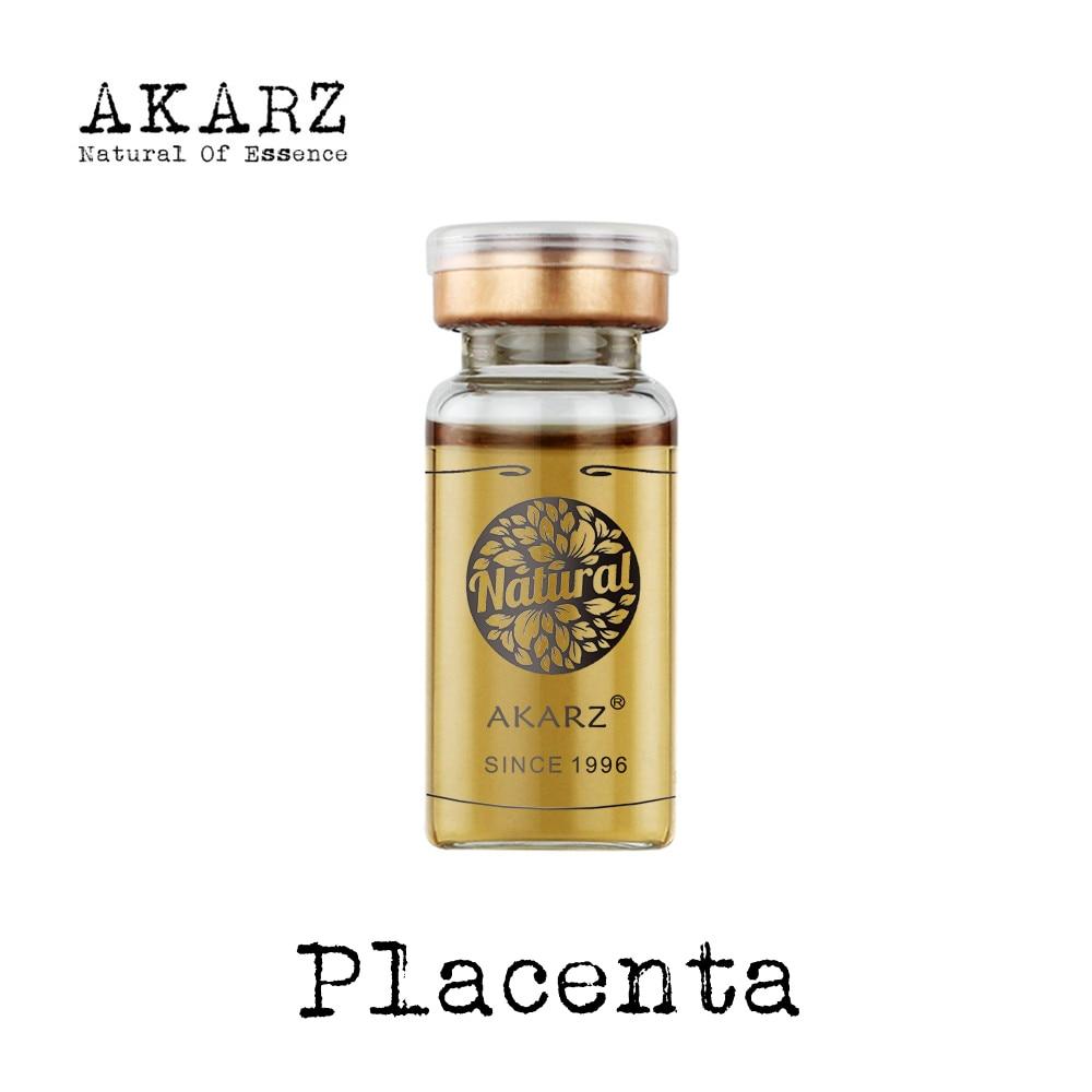 AKARZ Famous Brand Placenta Serum Extrace Essence Moisturizing Cream Anti-aging Algae Extract For Brightening Placenta