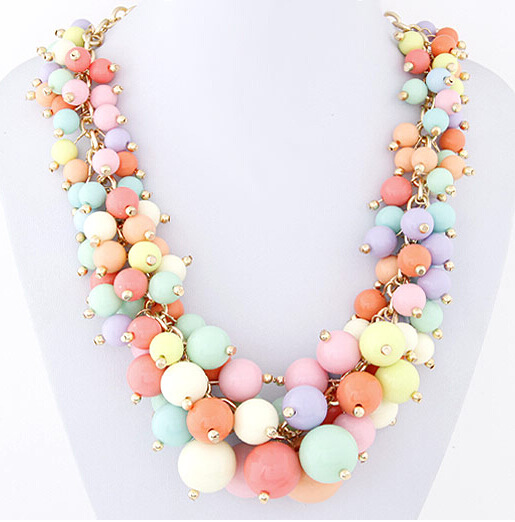 2016 Factory Price New Brand Hot Wholesale Bead Statement s