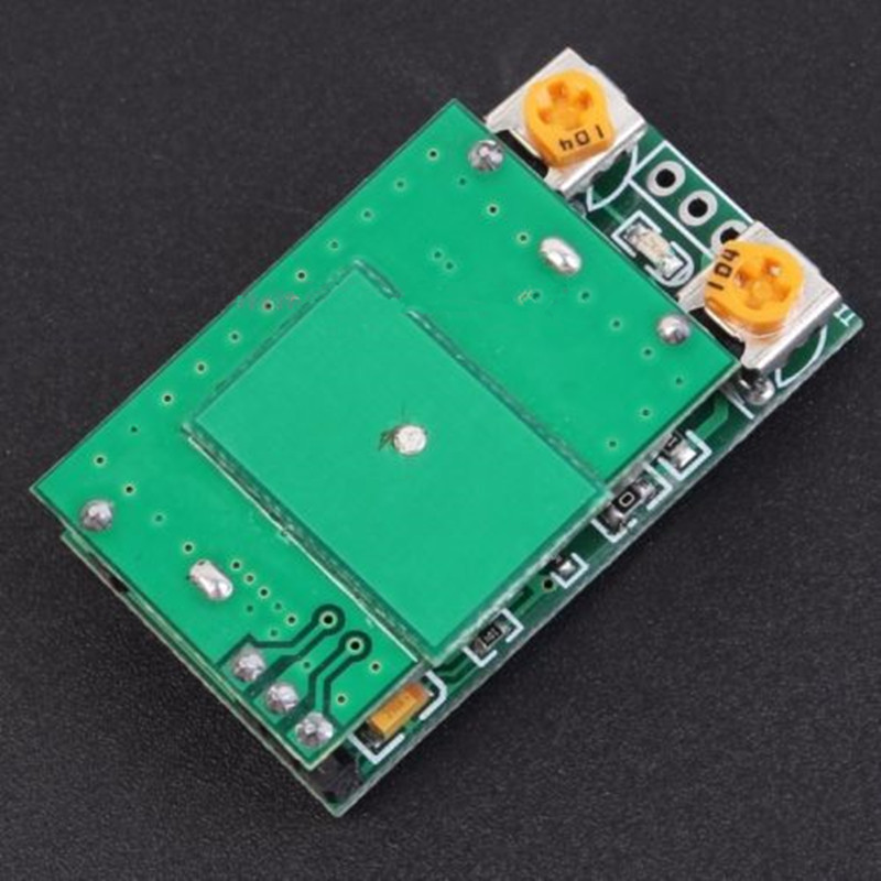 Diligent Hfs-dc06 5.8ghz Microwave Radar Sensor Module Dc 5v 39*22*11mm 5.8ghz Ism Waveband Board 12m 360 Degree High Level Signal 30mah Shrink-Proof Integrated Circuits Electronic Components & Supplies