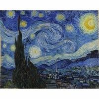Słynny abstrakcyjny obraz olejny Van Gogh kolorowanie według numerów cuadros dekoracje ścienne sztuki na płótnie zdjęcia living room SZ-FJ18