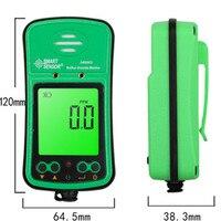 AS8905 высокоточный портативный промышленных газоанализатор диоксида серы тестер SO2 монитор метр тестер