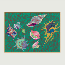shellfish Diamond Painting Full Round Drill 5D DIY Embroidery Cross Stitch shell 3D Home Decor Gift