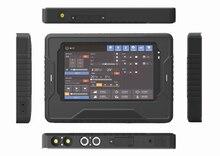 2017 China Industrial Rugged Tablet PC 7″ Waterproof Android Phone DMR PTT Radio GPS 3G UHF LF RFID NFC Reader RTK ZigBee