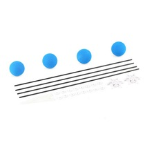 Training Gear Sponge Ball Kit For RC Walkera Trex Align 400 450 Helicopter Whole