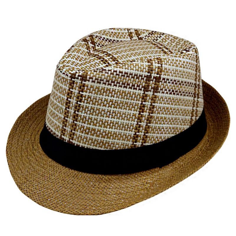 Summer Sun Hat Pork Pie Hippy Hat Funny Stripey Colourful Cotton Aztec Festival