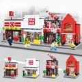 Compatible Legoe Amigos Minifigures Aventura Calle bloques insertados lucha juguetes de bloques de Ladrillos de Construcción de Juguete Para Niños W022