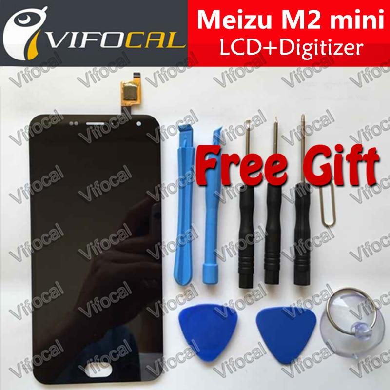 Meizu M2 mini Pantalla LCD de 5.0 pulgadas + Pantalla Táctil + Herramientas de A