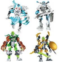 5 star STORMER FROST BEAST Bionicle hero factory robot building brick childrens toys compatible blocks