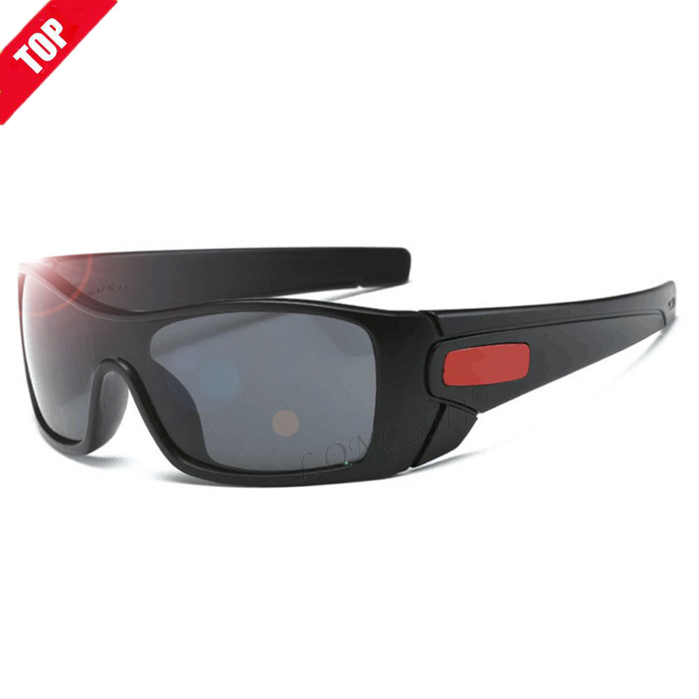 LONGSHI Driving Sunglasses Top Sun Glasses Goggles UV400 Windproof Sunglasses For Men Women Fishing Retro De Sol Masculino