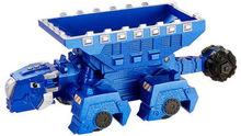 Dinotrux Dinosaur Truck Removable Car Mini Children's Child