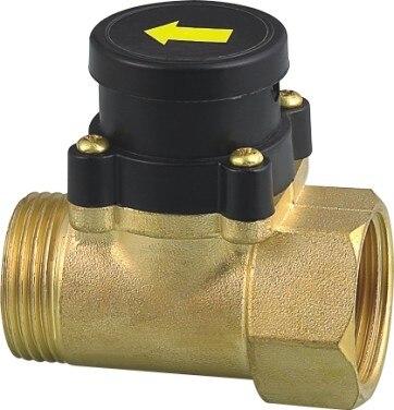 Циркуляционный клапан для холодной и горячей воды, 3 А, 370 Вт, 1-G1/2 дюйма, 32-25 мм