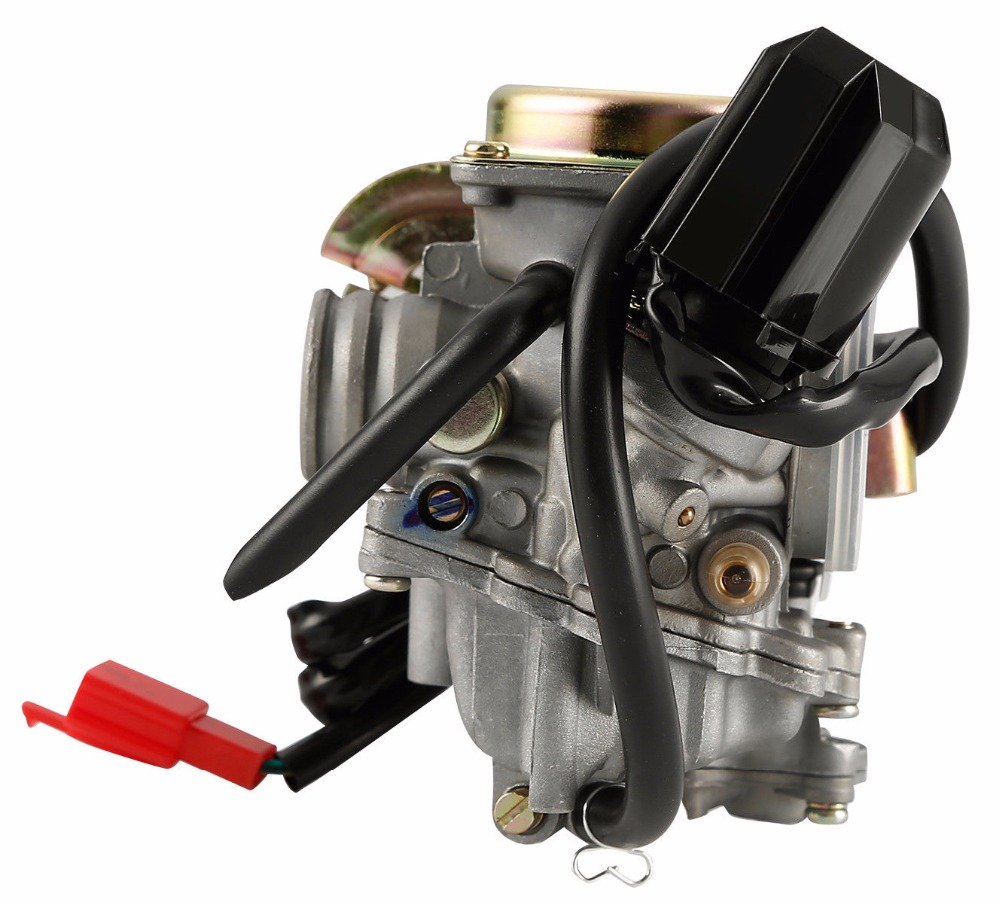Image 4 - Motorcycle Scooter Carb Carburetor For 50cc Chinese GY6 139QMB Moped 49cc 60cc SUNL BAJA-in Carburetor from Automobiles & Motorcycles