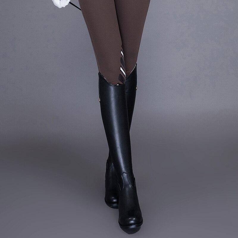 Кожаные сапоги для верховой езды высокие сапоги и сапоги для верховой езды высокие сапоги рыцарское снаряжение