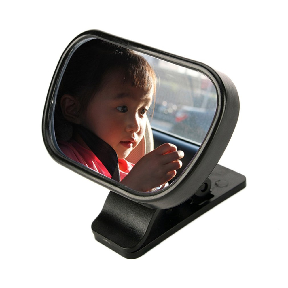 Baby Rearview Mirror Baby Safety Seat Car Baby Child Kids Rear View Mirror Safety Revers ...