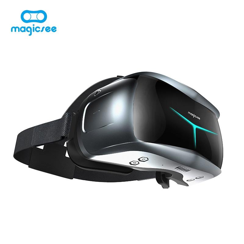 Magicsee M1 PRO M3 5.5inch All in One FOV90  3D VR Andriod 5.1 BT4.0 2G/16G Quad-core 2K Resolution support adjust focus length пена монтажная mastertex all season 750 pro всесезонная