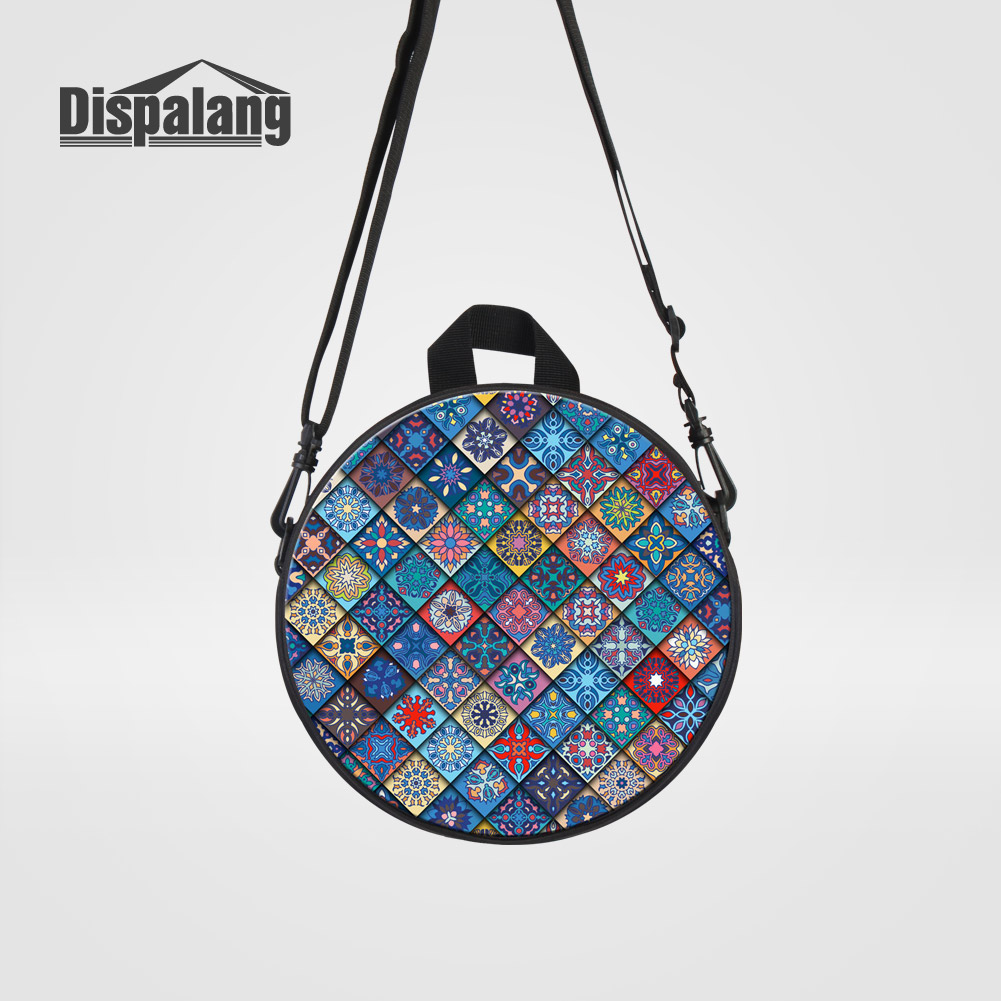 Dispalang New FashionKids Shoulder Bags Multifunctional Round Back Pack For Children Female Bookbags Baby Mini Mochila Infantil