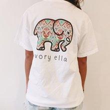MSAISS/женская футболка с принтом слона; летние футболки с короткими рукавами с изображением животных; футболки для девочек; повседневные топы