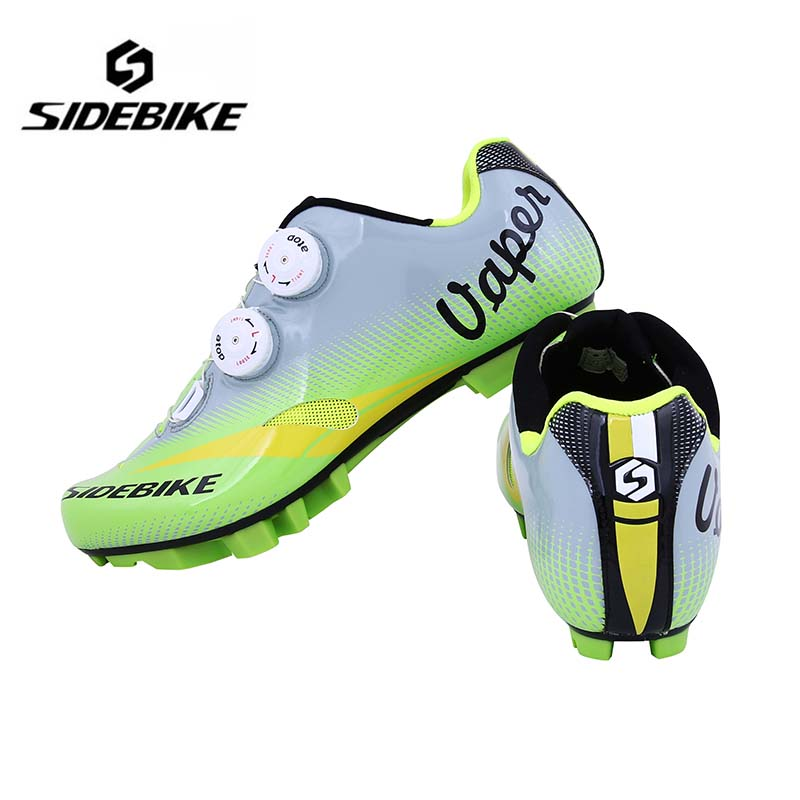 Sidebike New Men Professional Cycling Shoes High Quality MTB Bicycle Bike Shoes Self-locking Bike Shoes Zapatos de ciclismo цена 2017