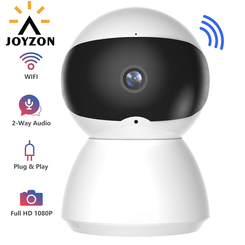 Newest HD 1080P Baby Monitor IP Camera WiFi Wireless Auto Tracking Night Vision Home Security Surveillance CCTV Network Mini Cam in Baby Monitors from Security Protection