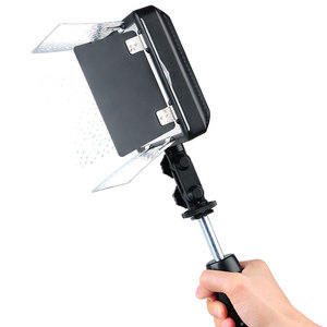 Image 4 - Светодиодный светильник Godox 308C II 3300K 5600K, лампа для видеосъемки + пульт дистанционного управления для видеокамеры DV + аккумулятор NP770 + зарядное устройство, Бесплатная доставка