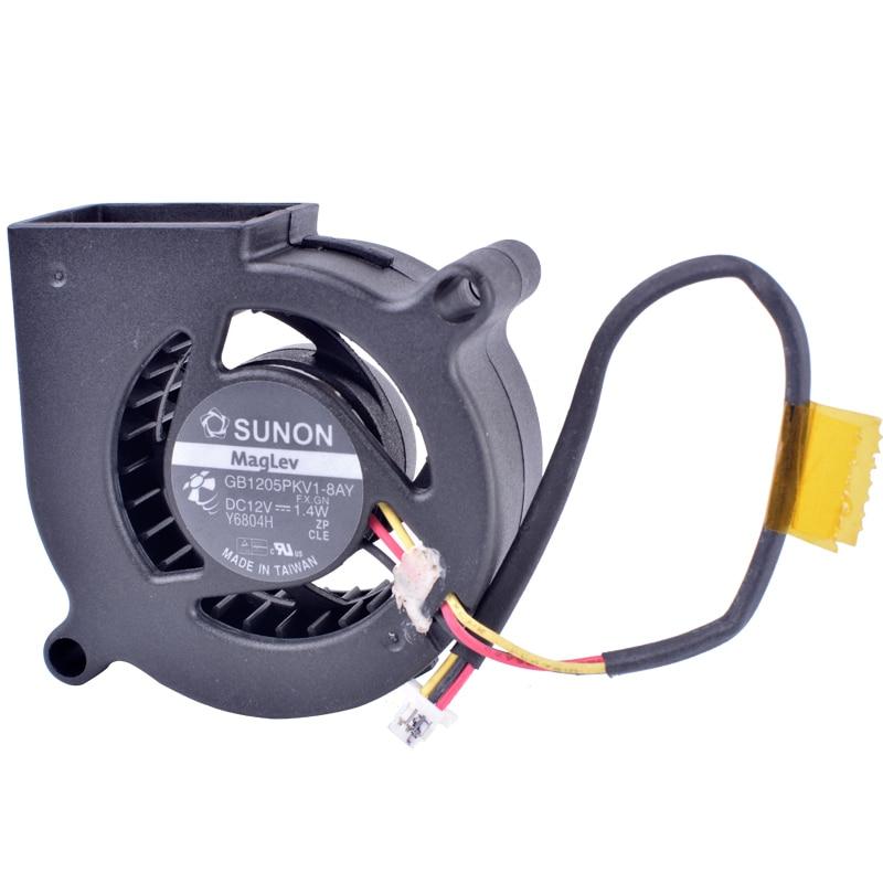 Original SUNON fan fan blower GB1205PKV3-8AY 5020 5CM 12V 1.4W Sunonwealth