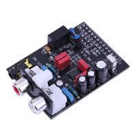Usbポート内蔵サウンドカードhifi dacオーディオサウンドカードモジュール最大ビット/384 Khz用pcコンピュータ