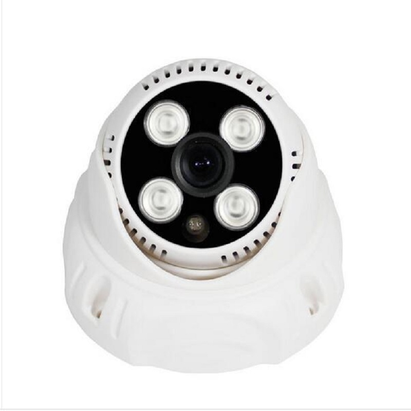New CMOS 1200TVL Mini Dome Analog Cctv Security Camera 3.6MM 6MM Lens IR-CUT Night Vision Video Indoor Home Surveillance Camera new upgrade 48led 1200tvl hd cctv camera cmos analog pal or ntsc security vidicon infrared night vision dome indoor home video