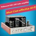 Nobsound MS-10D Hifi 2 0 трубный усилитель  вакуумный домашний аудио громкоговоритель  усилитель 220 В  версия 25 Вт * 2