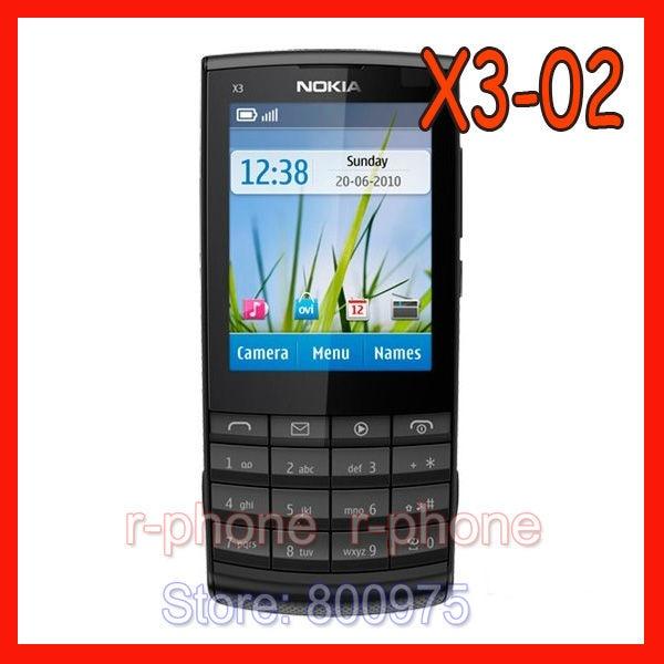 original nokia x3 02 mobile phone 3g wifi unlocked cellphone rh aliexpress com Harga HP Nokia X3 Nokia X3 Mobile
