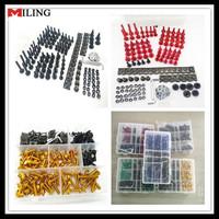 Universal accessories Motorcycle Screws Pike Bolts nut Fairing FOR BMW C600Sport C650Sport C650GT F650GS F700GS F800GS