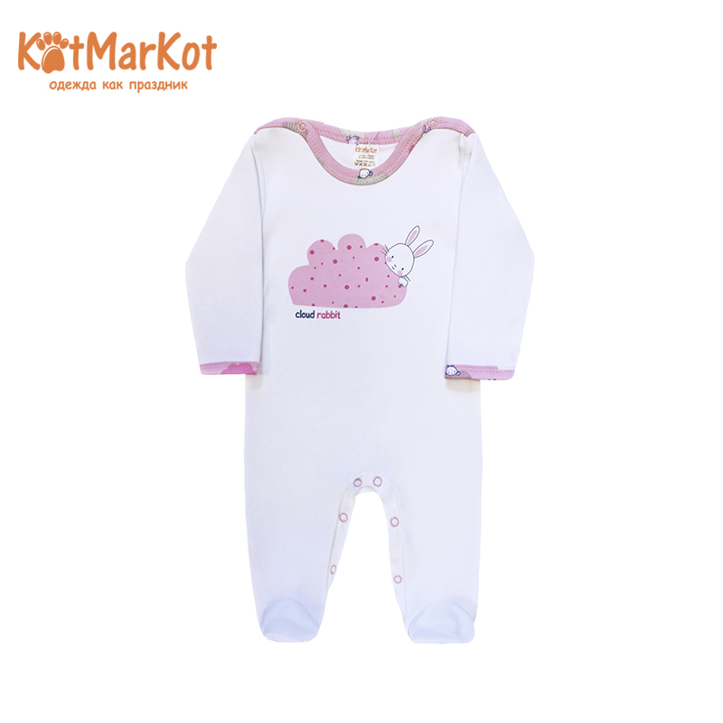 Jumpsuit for girls КОТМАРКОТ 76402 jumpsuit for girls котмаркот 76402