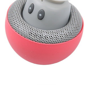 Image 3 - Kebidu Mini Wireless Bluetooth Speaker Mushroom Portable Waterproof Shower Stereo Subwoofer Music Player For IPhone Android