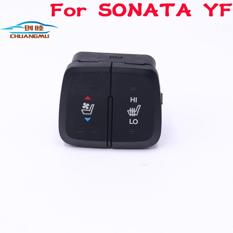 Chuangmu pour hyundai sonata YF siège interrupteur de chauffage 93710-4Q000
