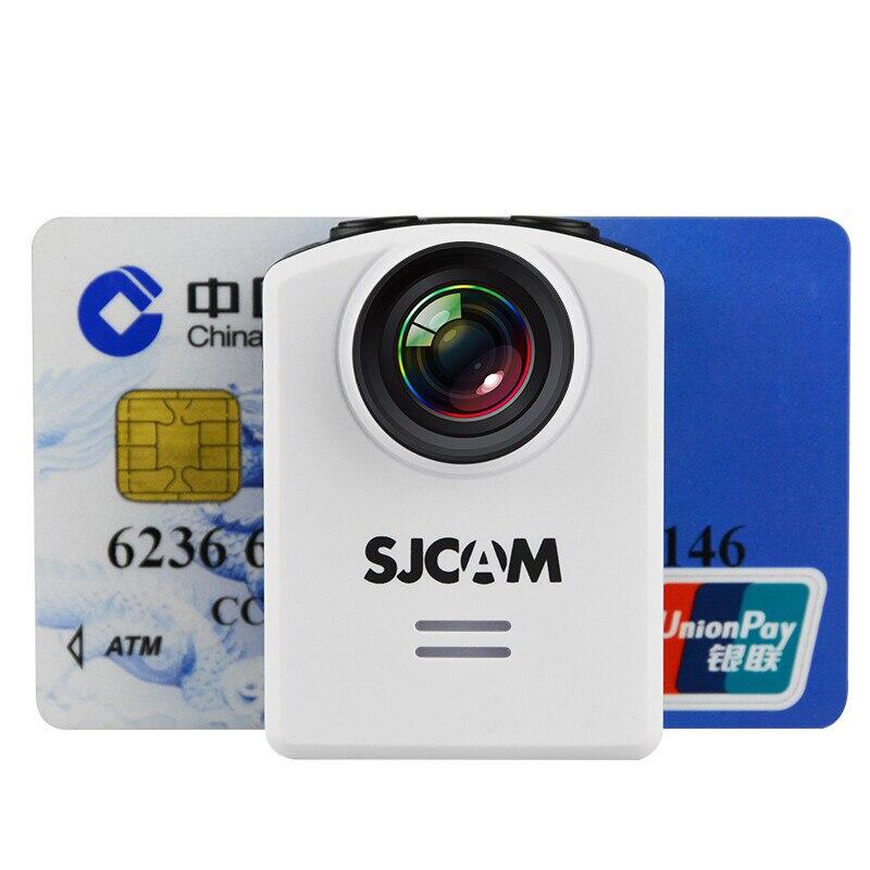 SJCAM M20/M20 Air Mini Sport Action Kamera Unterwasser 4K Wifi Gyro Mini Camcorder 16MP Wasserdichte SJCam Sport DV Recorder
