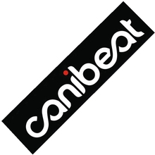 56.2cm*10.7cm Canibeat Funny Cool Car Stickers Styling Exterior Accessories Decal Sticker for Car or Motorcycle Silver(China)