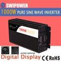 Inverter di potenza 1000 w puro inverter a onda sinusoidale