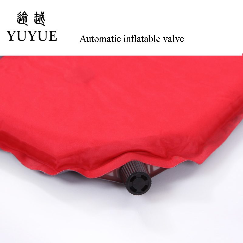 High quality foam Waterproof Inflatable Mattress Camping Tent Travel Mat Bed Equipment for camping Inflatable Mattresses 1