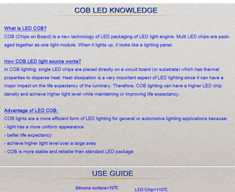 cob led light bulb lamp led lighting car work house lights (1)