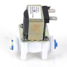 Электрический водяной клапан переменного тока 220 в 12 В 24
