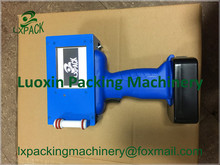 LX-PACK Lowest Factory Price manual hand type automatic online touch screen inkjet printer for food packaging industry