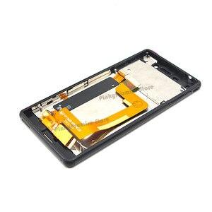 Image 3 - 5.0 1280x720 IPS LCD For SONY Xperia M4 Aqua LCD Display E2303 E2306 E2353 E2312 E2333 E2363 Touch Screen Digitizer