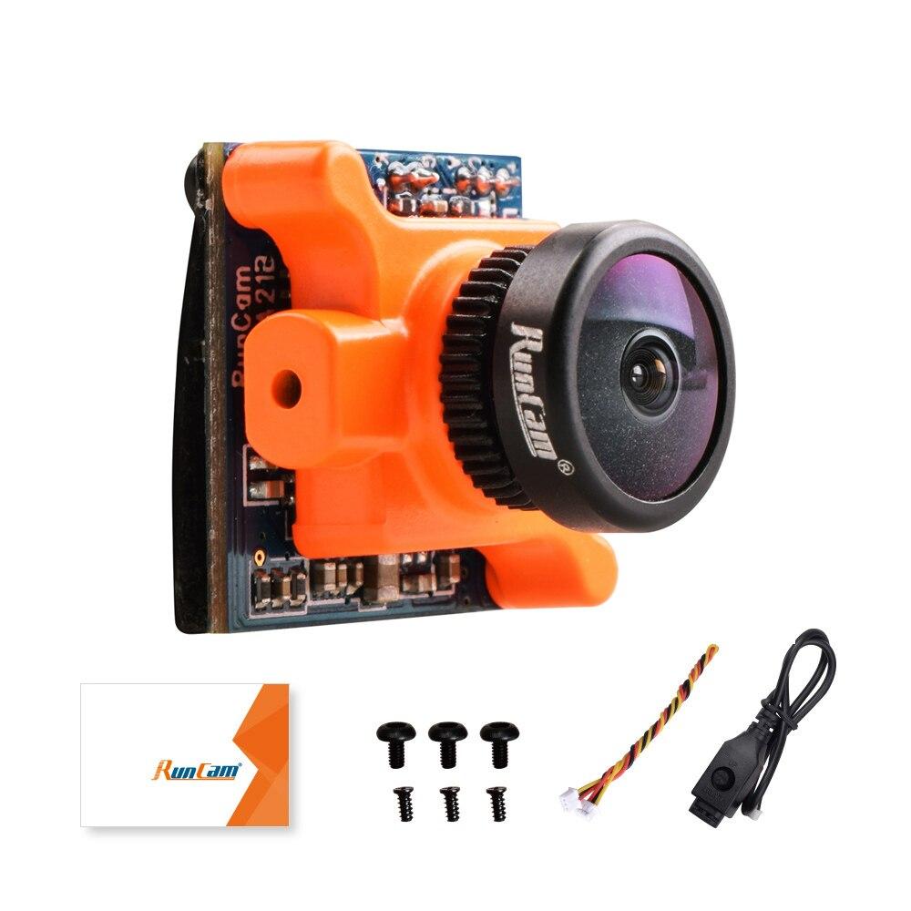 RunCam Micro Sparrow WDR 700TVL 1/3 CMOS 2.1mm FOV 145 16:9 Degré De FPV Action Caméra NTSC/PAL Commutable pour RC Drone