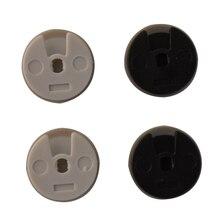 غطاء عصا التحكم التناظرية ثلاثية الأبعاد ، 100 قطعة ، بالجملة لـ 3DS/3DS LL/3DS XL